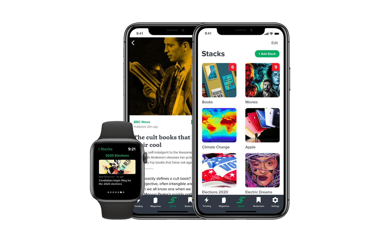 Image of Stacks App